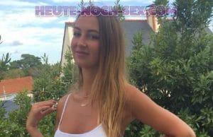 Geile Studentin aus St. Gallen will heute noch Sex.
